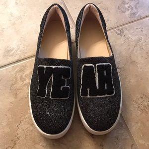 "Brand new Zara ""YEAH"" platform sneakers!"